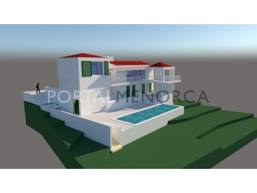 Plot in Cala Canutells Ref: V2774 1