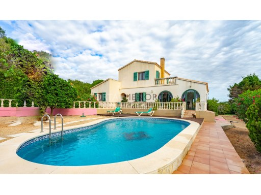Villa à Binixica Ref: V2805 1