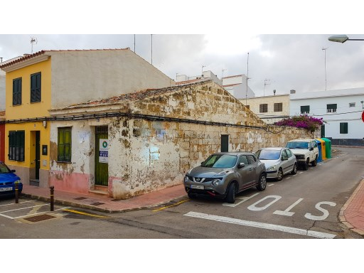 Casa en Es Castell Ref: V2823 1