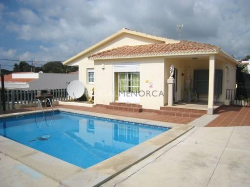 Villa in Cala'n Porter Ref: V1694 1