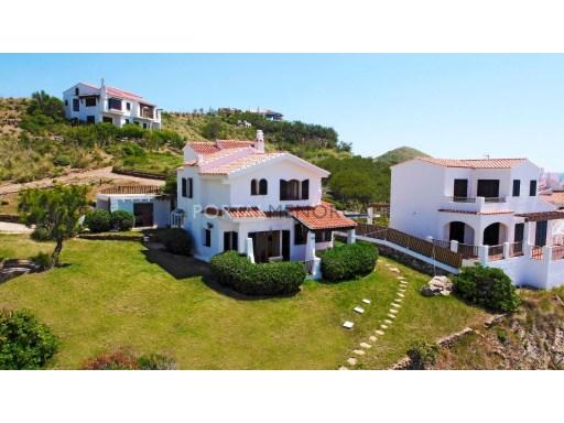 Villa in Playas de Fornells Ref: V1844 1