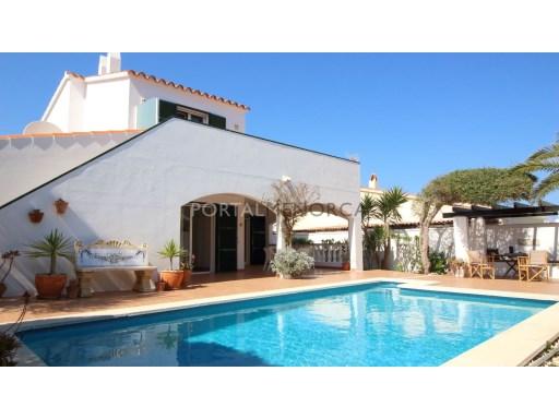Villa in Addaia Ref: V2449 1
