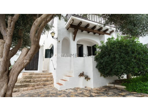 Appartement à Binibeca Vell Ref: V2666 1