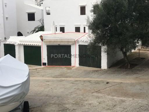 Garage in Binibeca Vell Ref: S2683 1