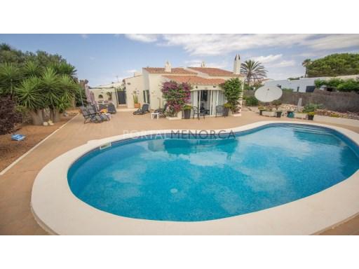 Villa in Binibeca Nou Ref: S2725 1