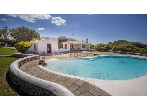 Villa in Cap d'en Font Ref: S2732 1