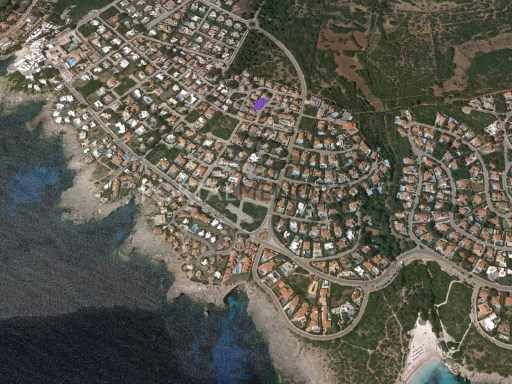 Plot in Binibeca Vell Ref: S2794 1