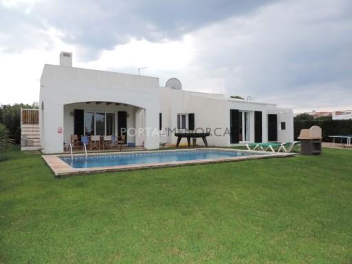 Villa in Binibeca Vell Ref: S2275 1
