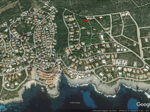 Plot in S'Atalaia Ref: S176 1