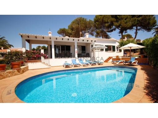 Villa in Binibeca Nou Ref: S1285 1