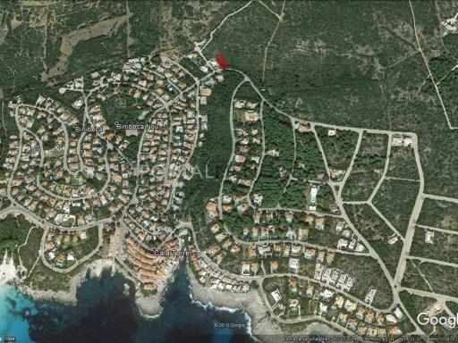 Terrain à Binibeca Nou Ref: S138 1
