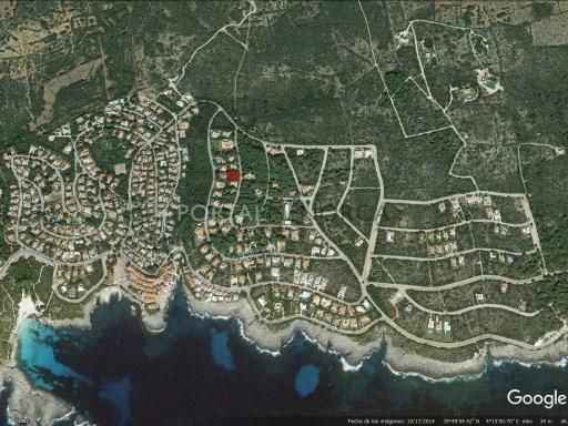 Terrain à Binibeca Nou Ref: S160 1