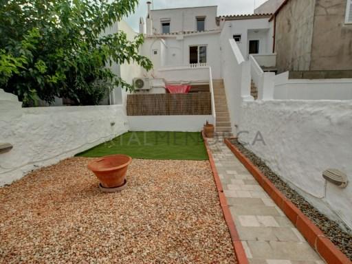 Einfamilienhaus in Mahón Ref: H2503 1