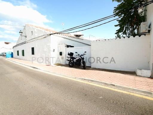 Casa en Sant Lluís Ref: H2511 1