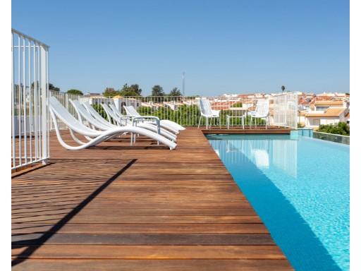 4 Pièces, Albufeira (centre) avec balcon en ...