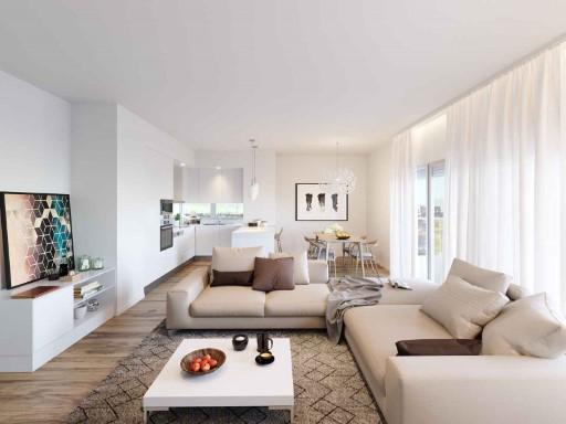 Appartement 2 pièces avec balcon, neuf dans ...