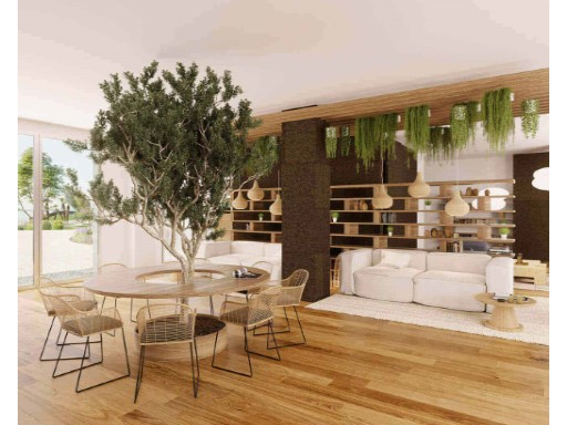 Excecional T2 com terraços, com jardim ...