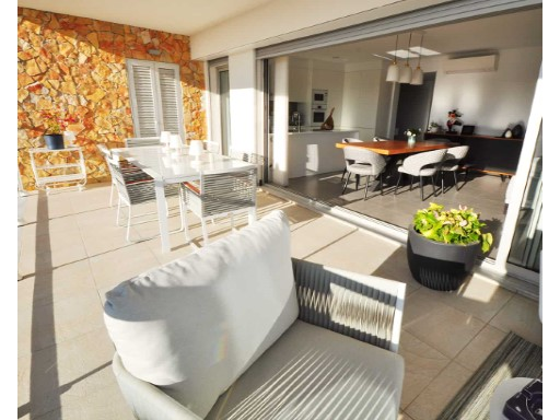 3-bedroom apartment furnished in Albufeira ...