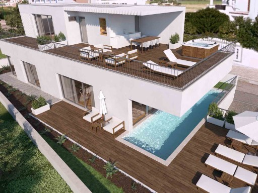 Villa, V3, Ferragudo (Algarve) with private ...