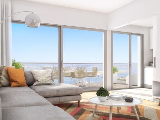 Apartamento T4, Seixal, com terraço e vista ...