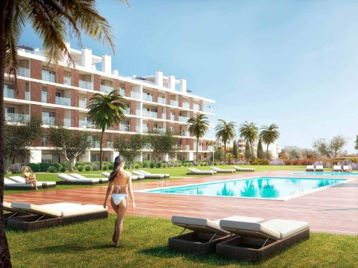 3 Bedroom Apartment, Albufeira Green ...