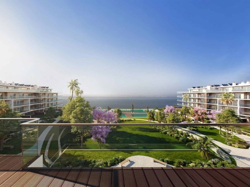 TAGUS BAY -  Private condominium
