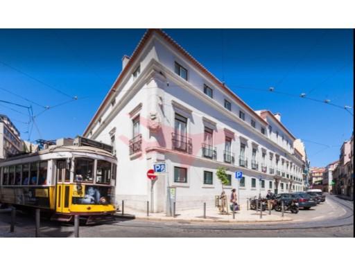 Lisbonne (São Bento) : 2 pièces dans un ...