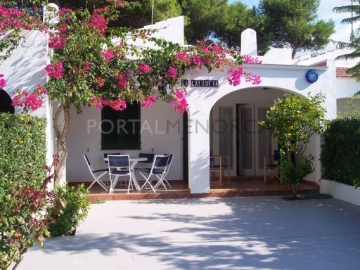 Apartment in Cala'n Blanes Ref: C48 1