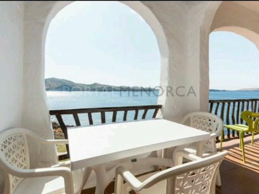 Apartment in Playas de Fornells Ref: T1084 1