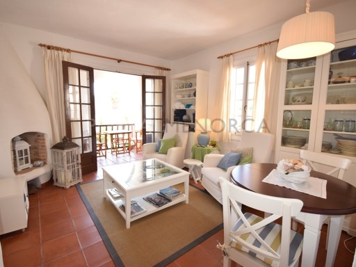 Apartment in Playas de Fornells Ref: T1034 1