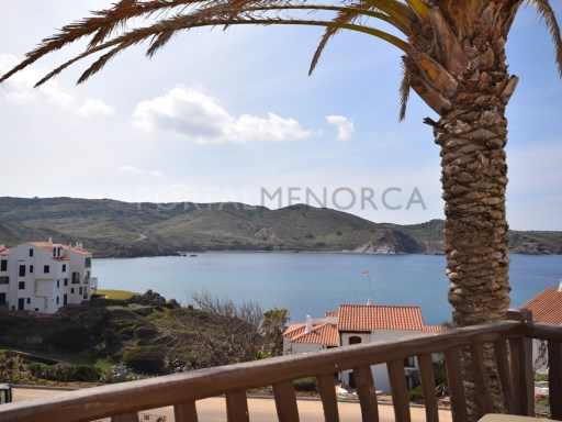 Apartment in Playas de Fornells Ref: T1058 1