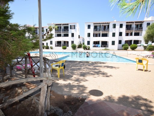 Apartment in Arenal d'en Castell Ref: T1033 1