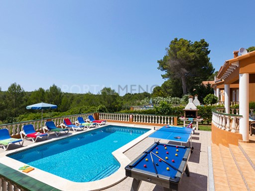 Villa in Son Parc Ref: T1024 1