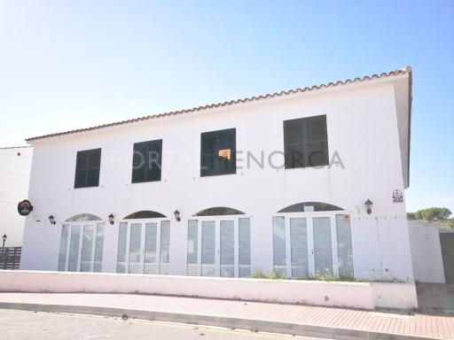 Commercial in Arenal d'en Castell Ref: T1023 1