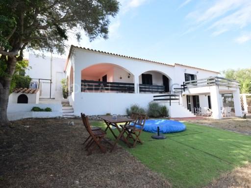 Villa in Cala Galdana Ref: T1011 1