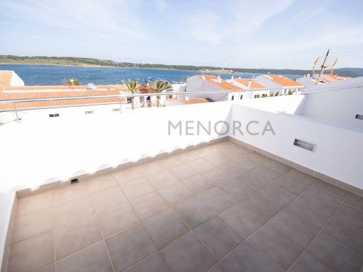 Apartment in Fornells Ref: T1111 1