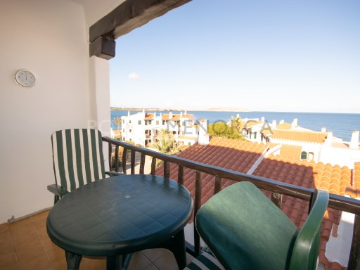 Apartment in Playas de Fornells Ref: T1195 1