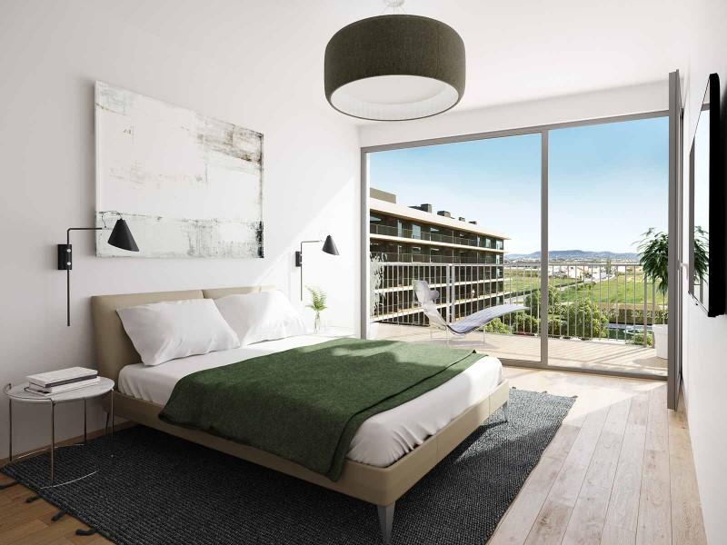 Lux Garden-chambre