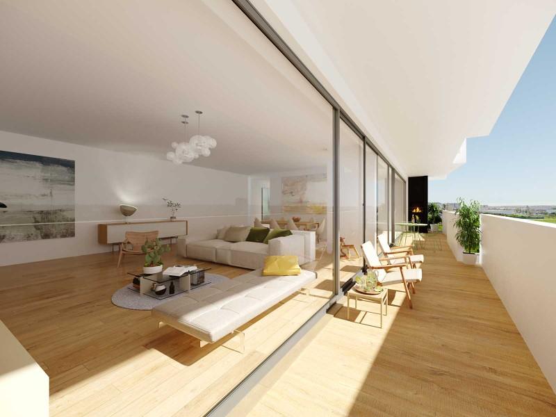 Lux Garden-Terrace