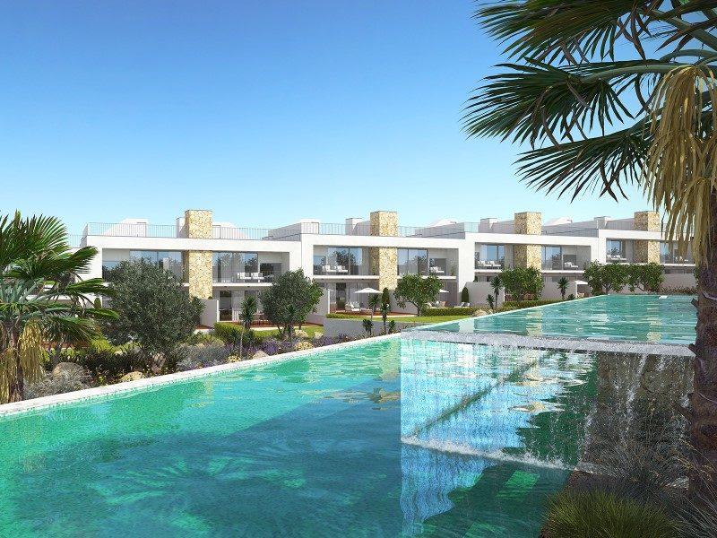 Piscine commune Albufeira Green Villas