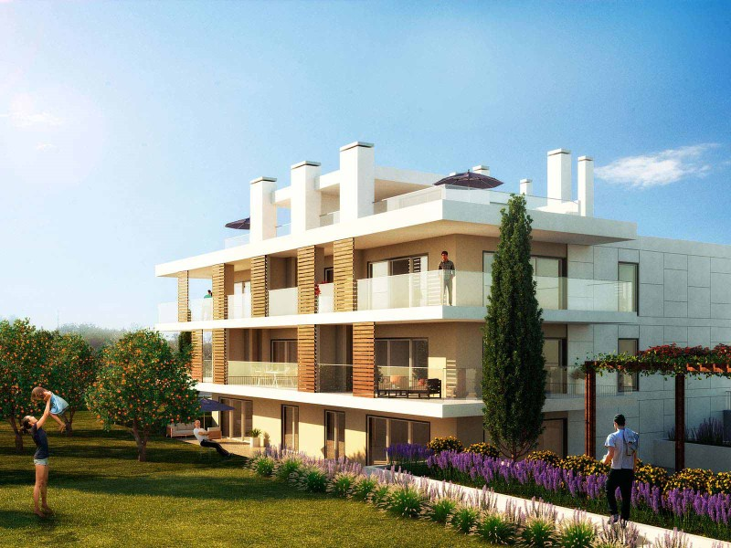 Albufeira Green Apartments
