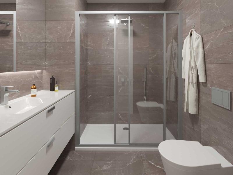 Salle de bain - option Tortora