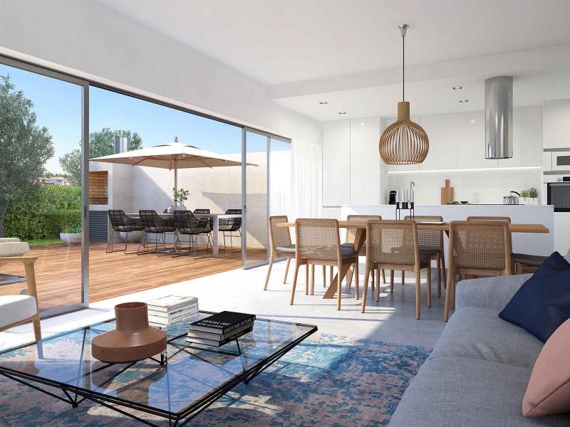 Ferragudo Design Villas - Piece à vivre