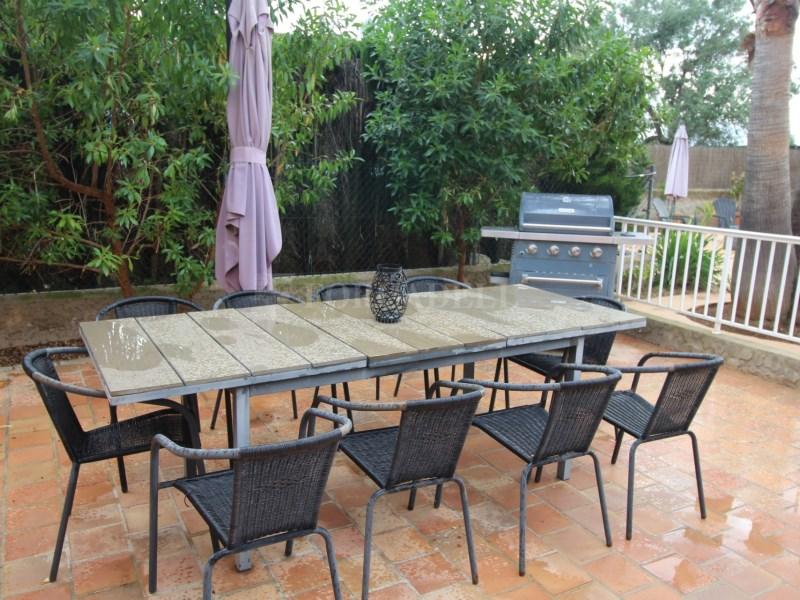 Xalet unifamiliar en lloguer en zona molt tranquil·la a Palma moblat. 3