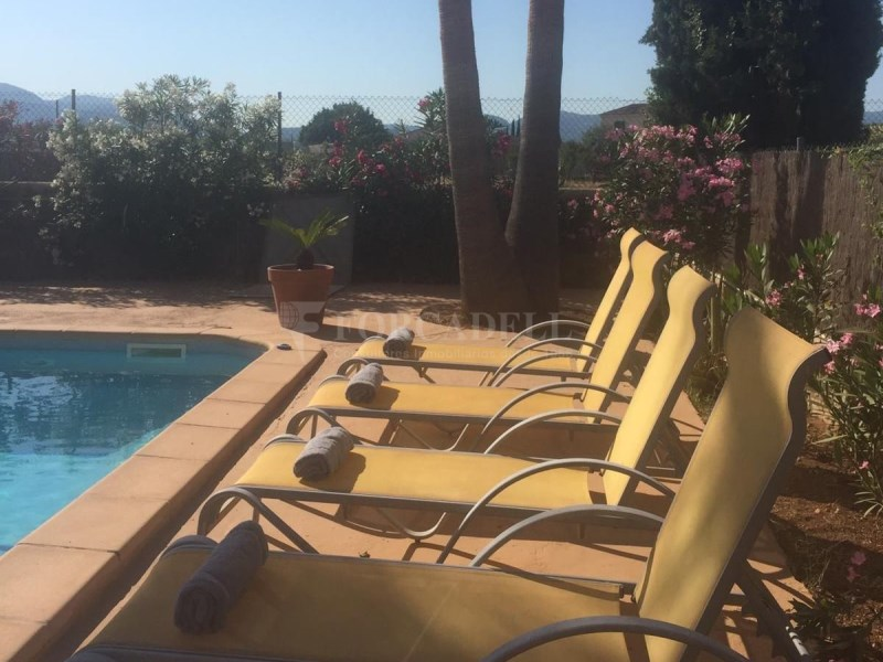 Xalet unifamiliar en lloguer en zona molt tranquil·la a Palma moblat. 20