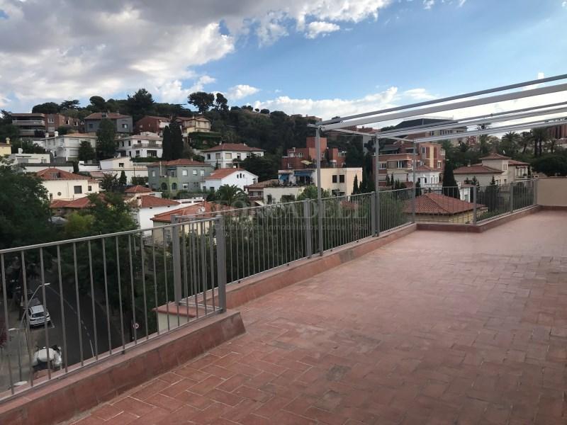Àtic amb espectacular terrassa al Coll. 2