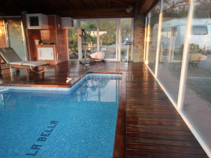 Gran casa en venda amb pista de tenis a Cànoves i Samalús 32