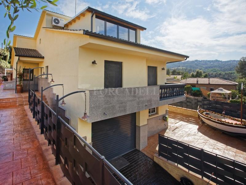 Casa en venda Bigues i Riells urbanització Ca Traver 9