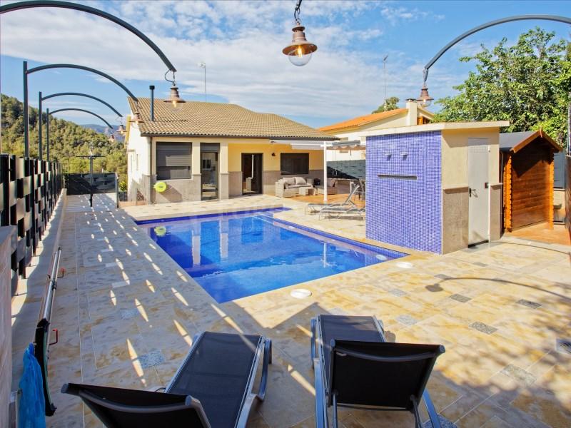 Casa en venda Bigues i Riells urbanització Ca Traver 14