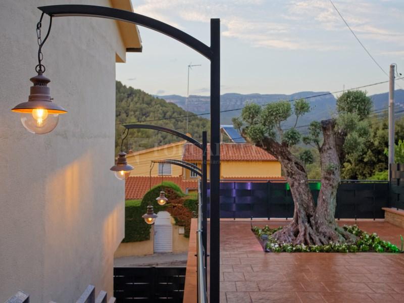 Casa en venda Bigues i Riells urbanització Ca Traver 18